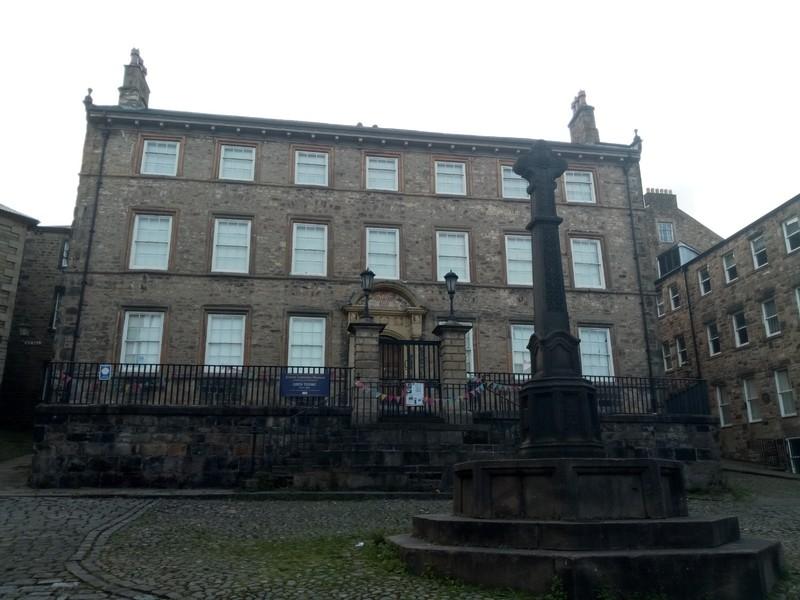 Judges' House.