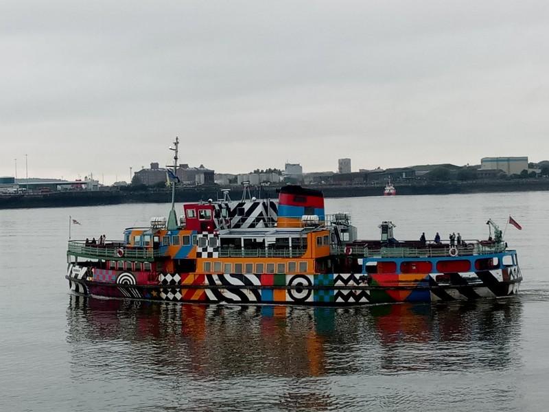 Mersey Ferry.