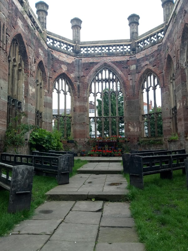 St Luke's Church.