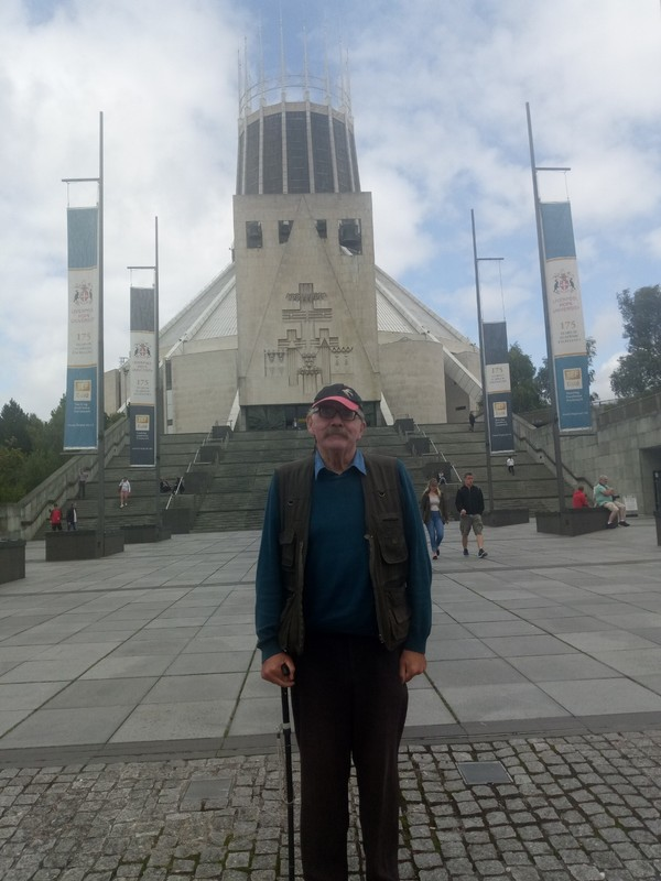 Liverpool Metropolitan Cathedral.