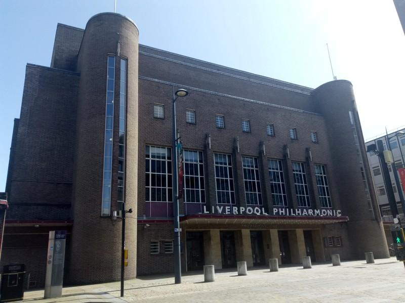 Philharmonic Theatre.