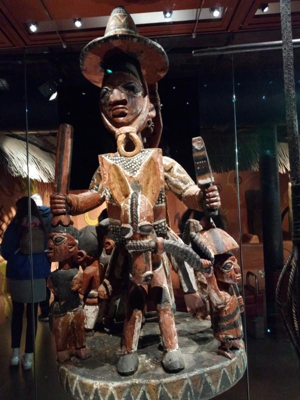 Slave Museum.