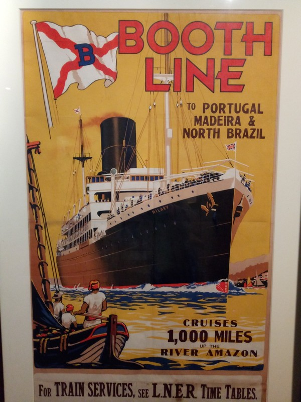Shipping Poster.
