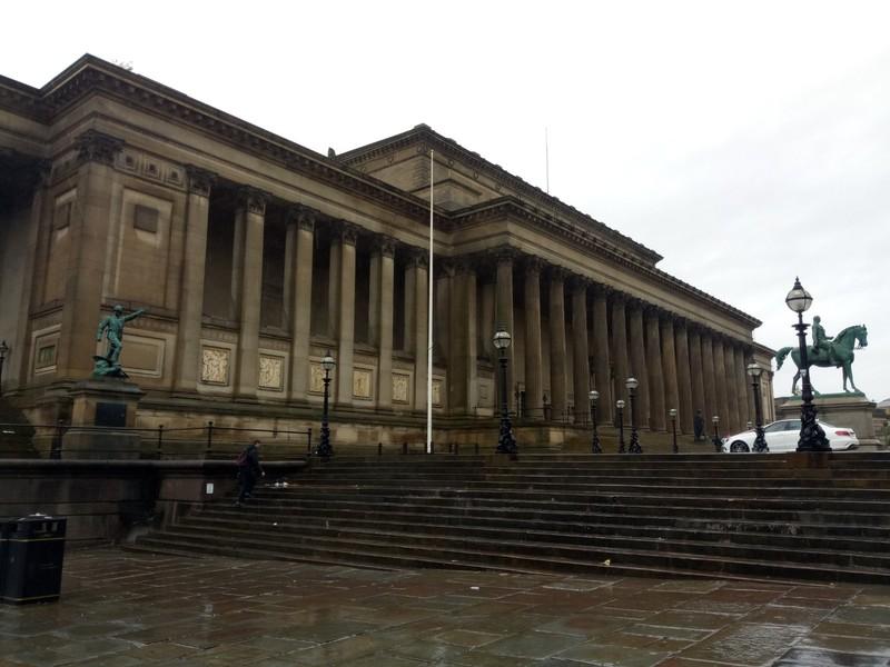 St George's Hall.