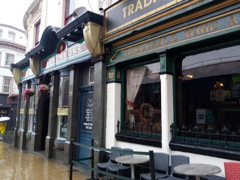 The Midland Bar.