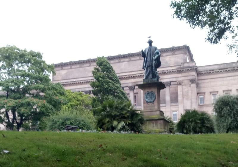 St John's Gardens.