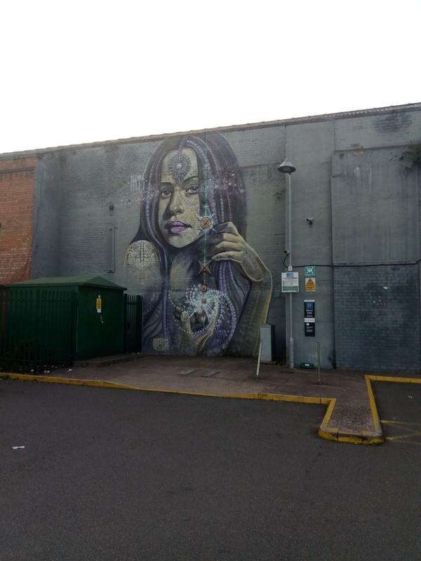 Street Art, Birmingham.
