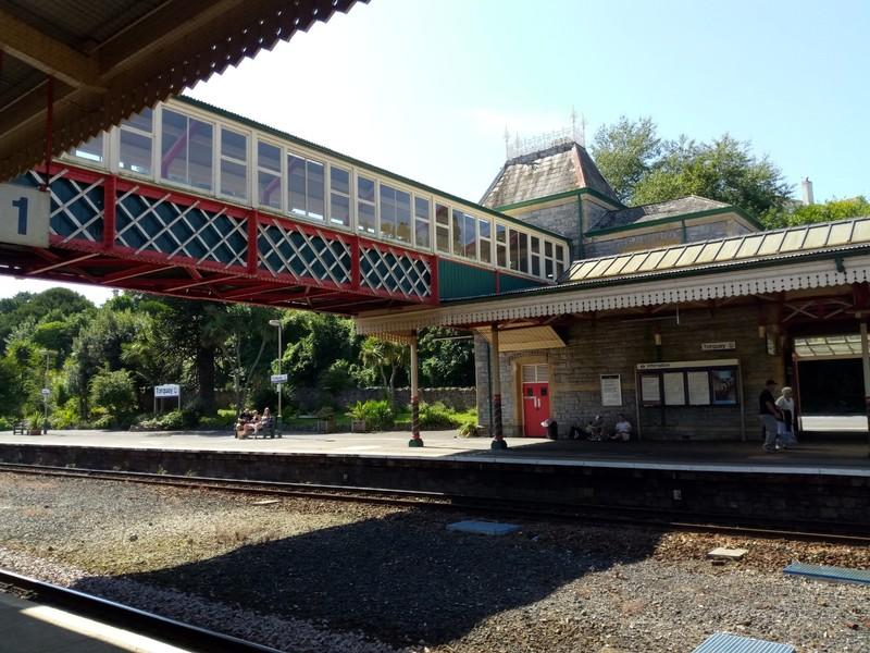 Torquay Station.
