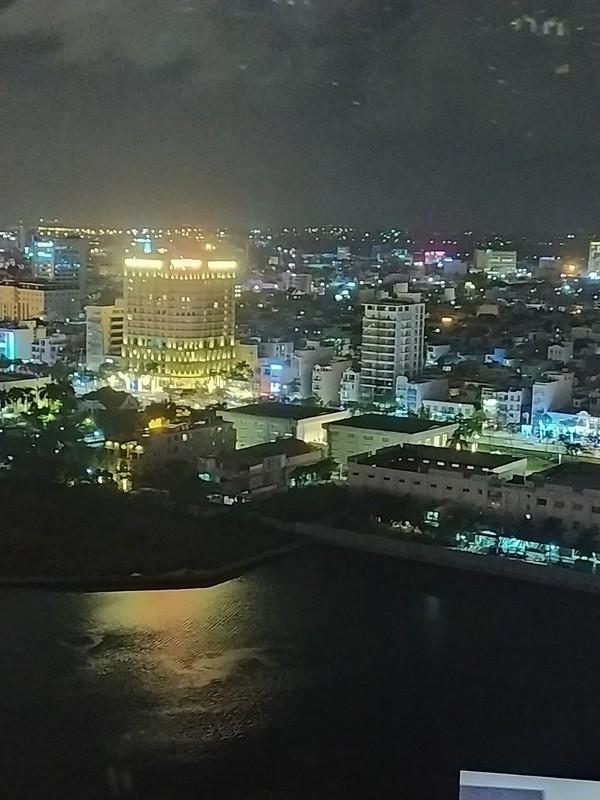 Views over Da Nang.