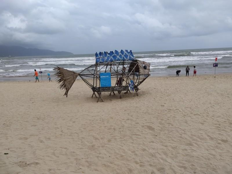 Da Nang Beach.