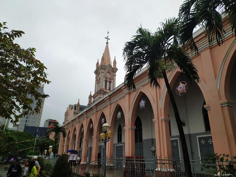 Da Nang Cathedral.