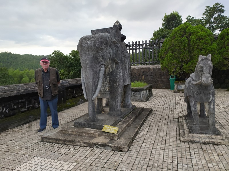Tomb of Khao Dinh.