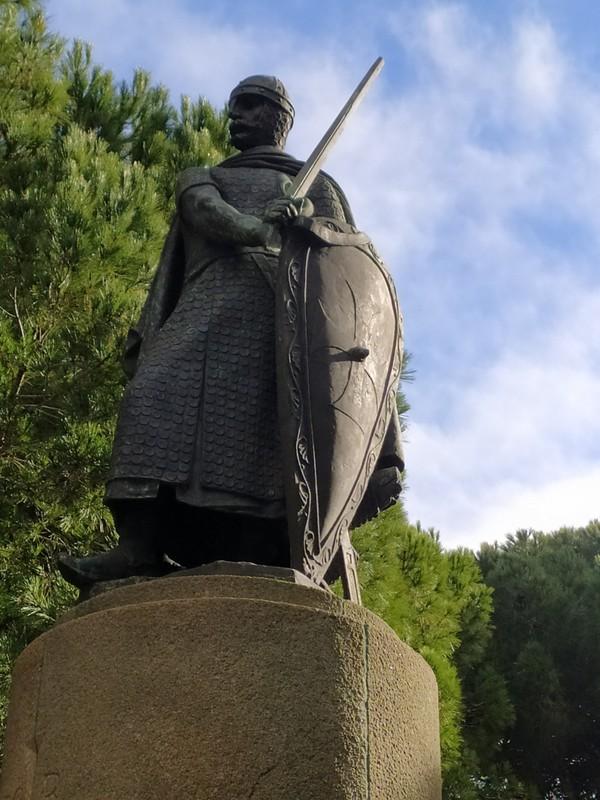 King Alfonso Henriques.