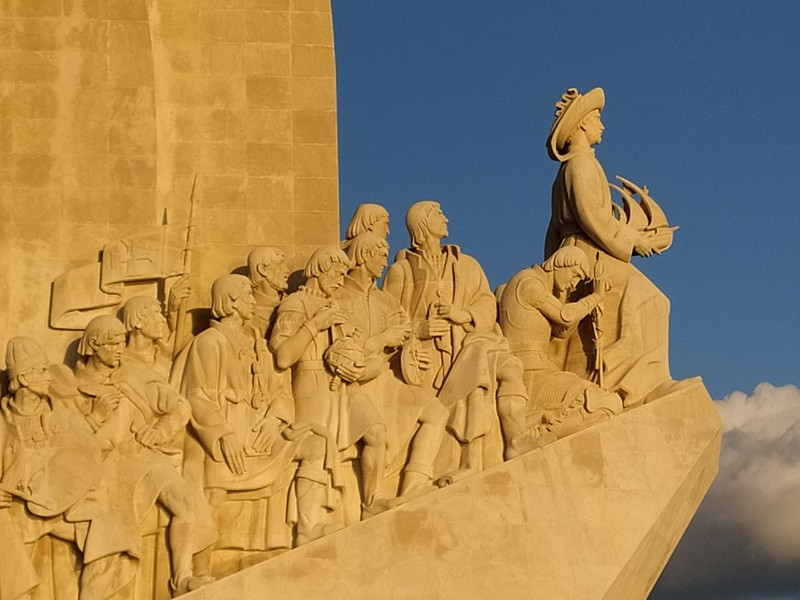 The Discoveries Monument.