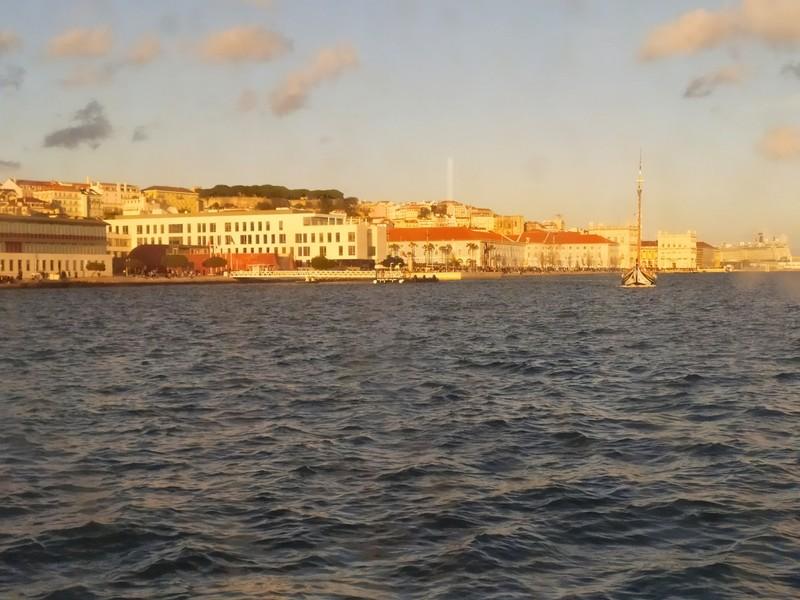 Views of Lisbon.