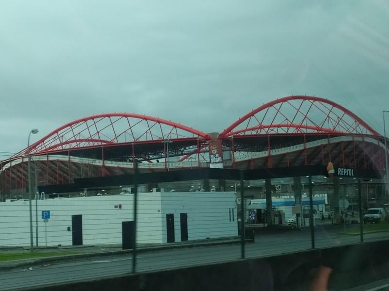 Benfica Stadium.