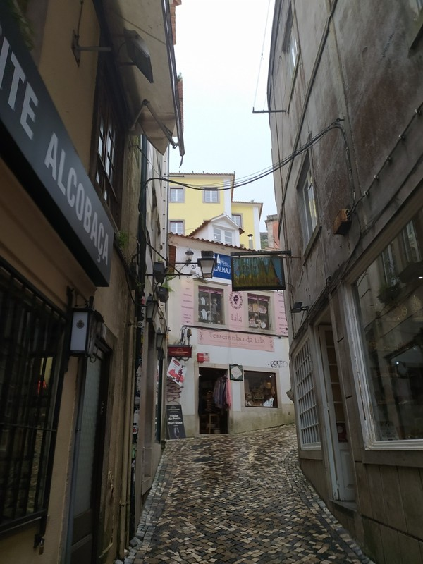 Sintra Streets.