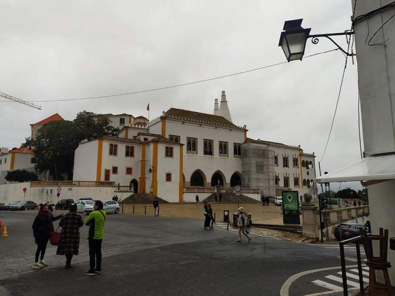 The Palacio Nacional.