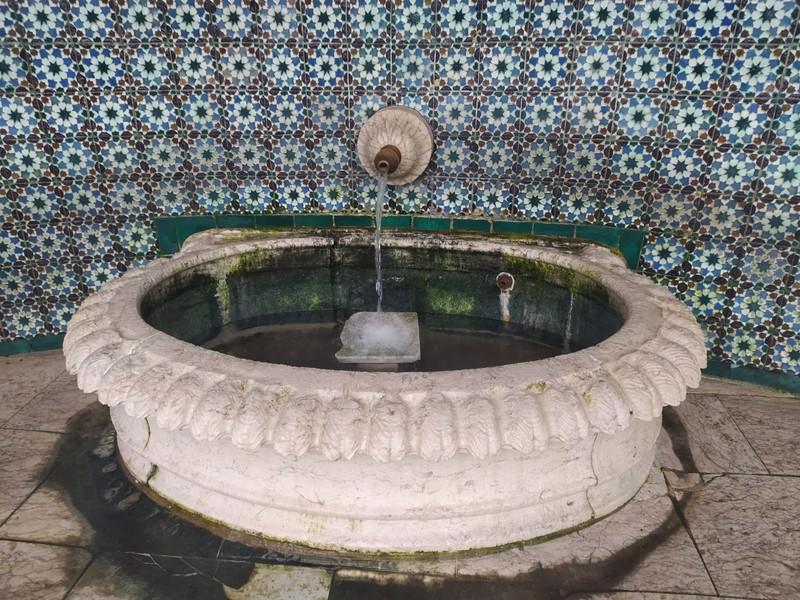 Town Fountain.