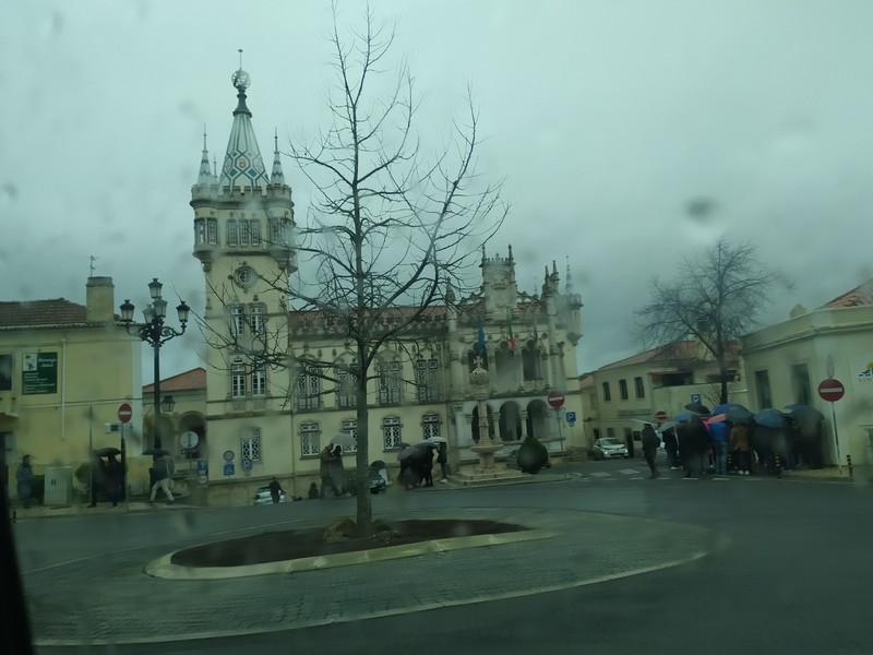 Sintra City Hall.