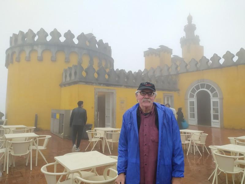 Foggy Palace.