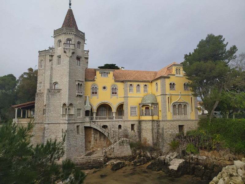 Museum Condes de Castro Guimarães.