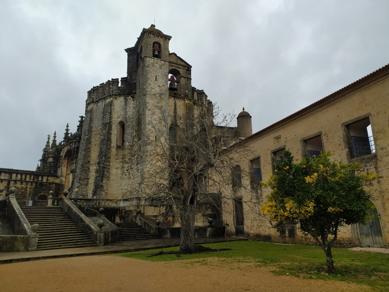 The Convent of Christ.