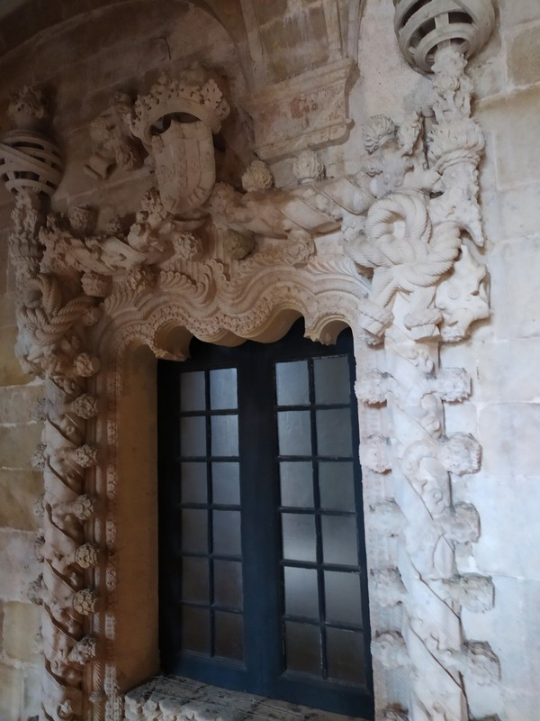Another elaborate window.