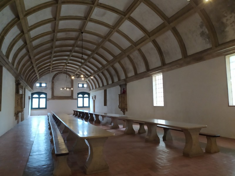 Refectory.