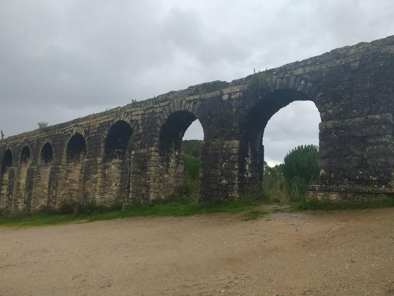 Aqueduct of Pegões.