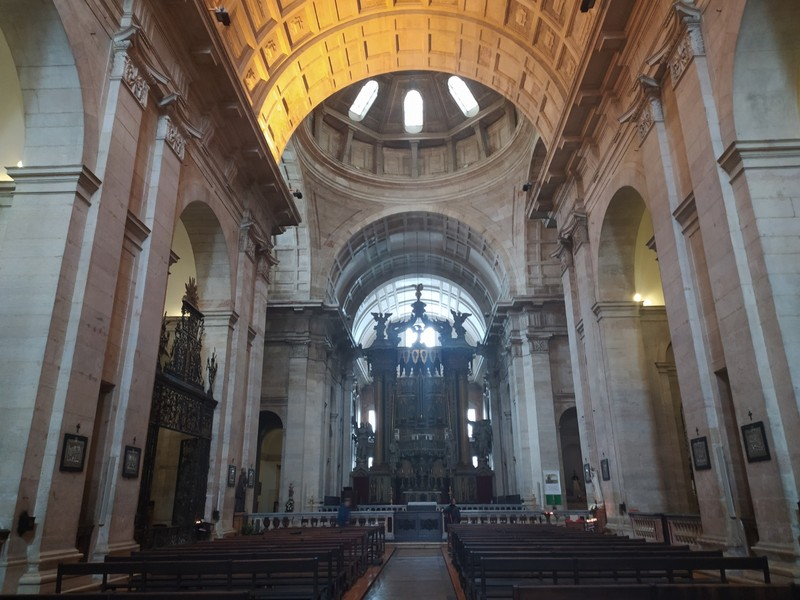 Saint Vincent's Church.
