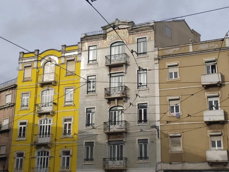Tiled Houses.