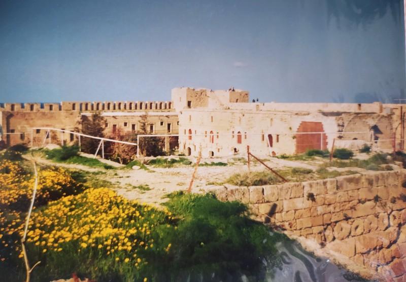 Girne Castle.
