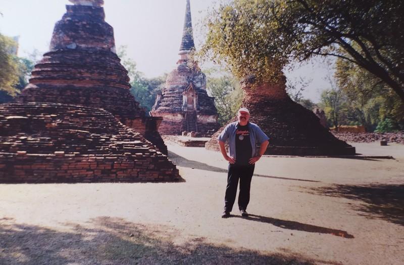 Ayutthaya.