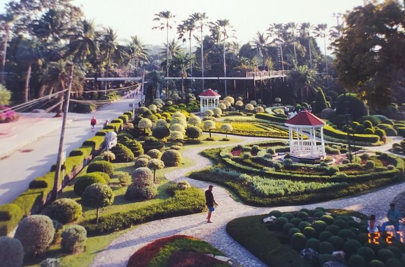 Nong Nooch Gardens.