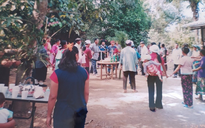 Hill Tribe Village.