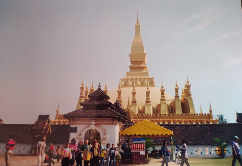 The Pha That Luang.