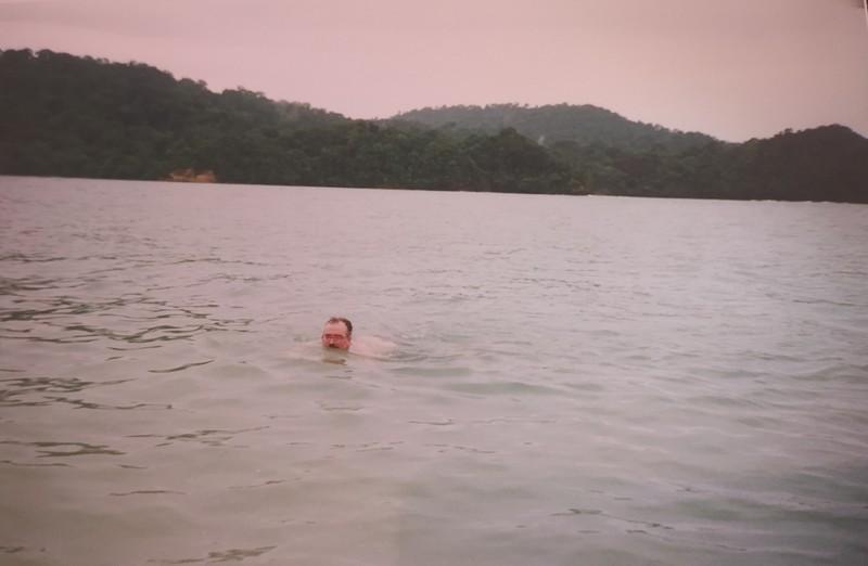 Dayang Bunting Island.