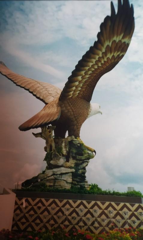 Langkawi's Eagle.