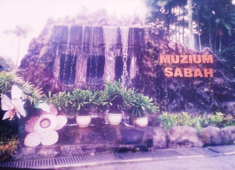 The Sabah Museum.
