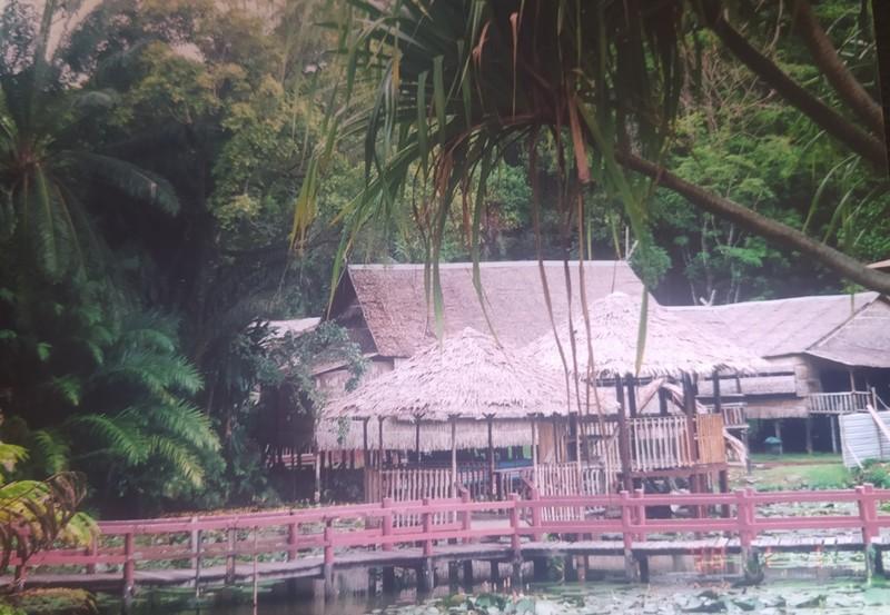 The Heritage Village.