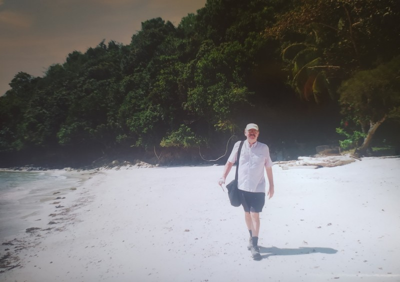 Tunku Abdul Rahman National Park.