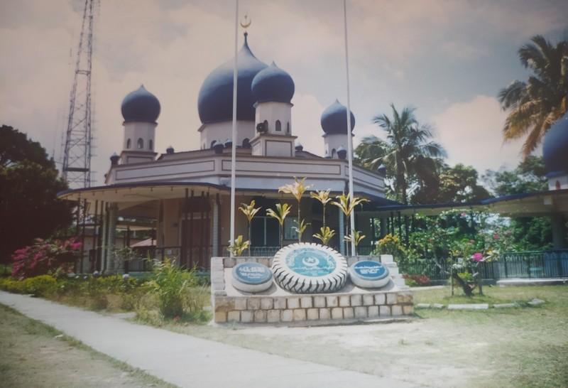 Bukit Penang Mosque.
