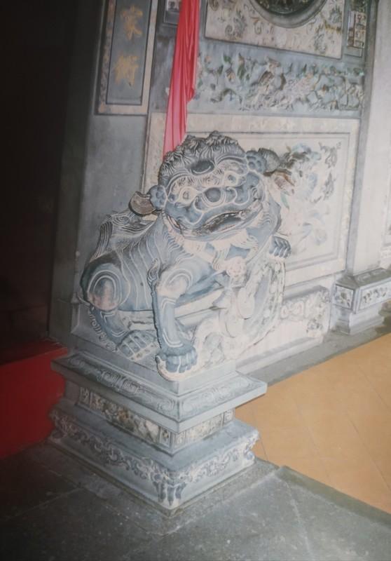 Temple Lion.