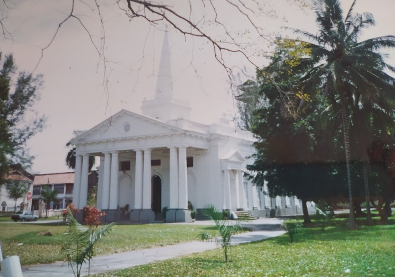 Saint George's Church.