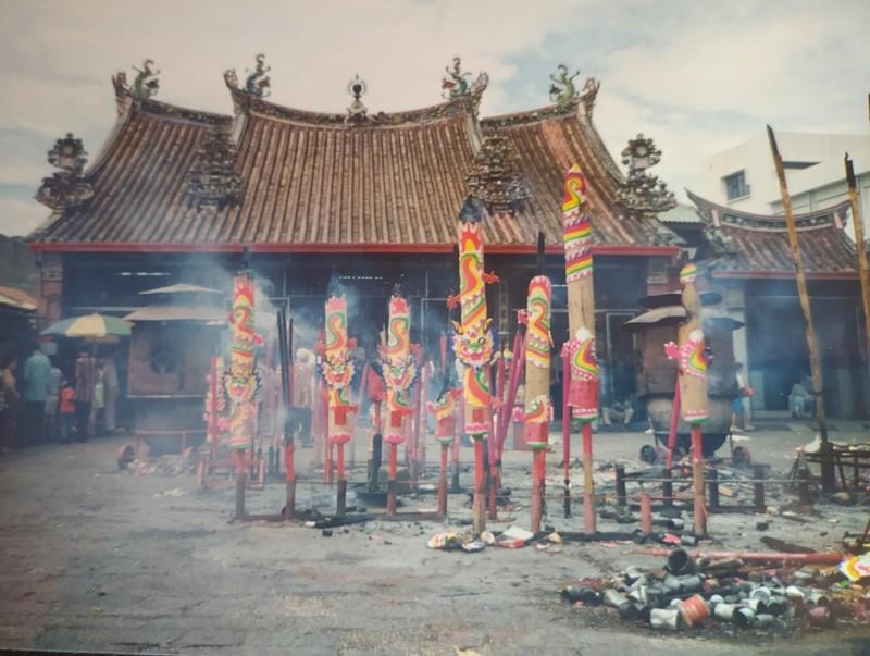 Kuan Yin Temple.