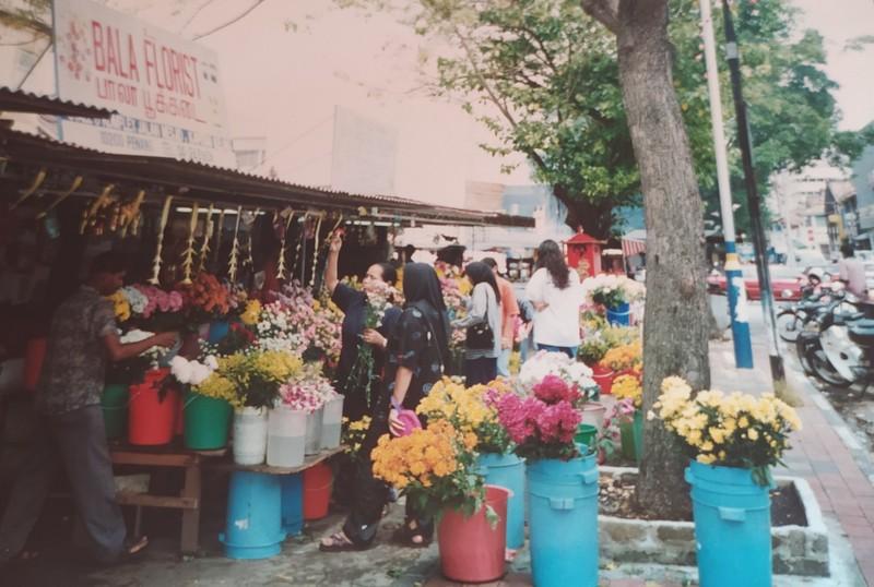 Flower Sellers.