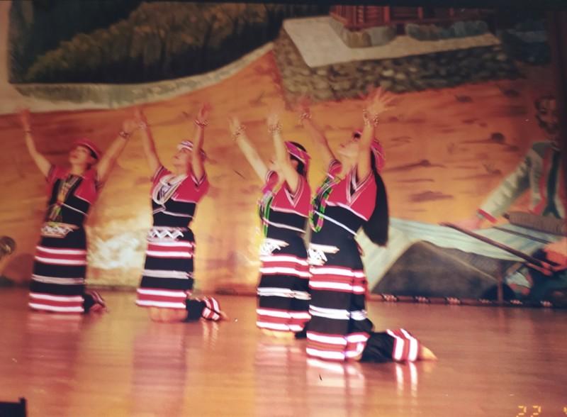 Atayal Cultural Show.
