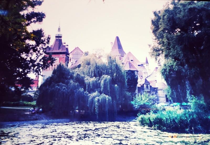 Vajdahunyad Castle.