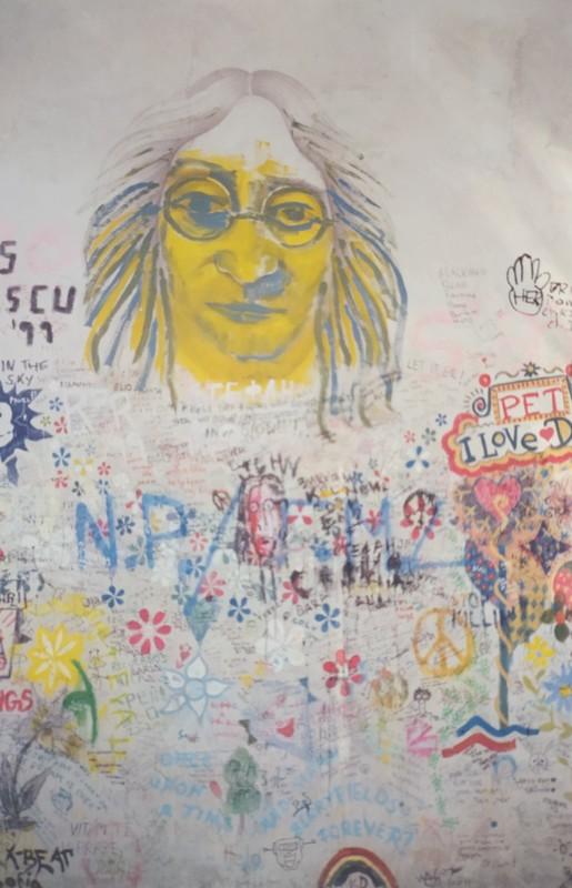 Lennon Wall.